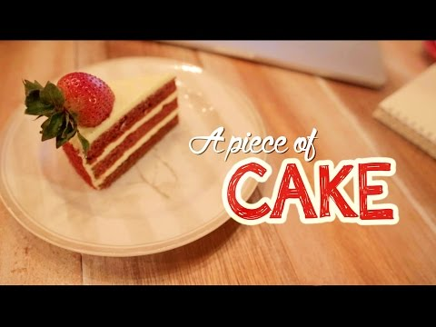 A Piece of Cake (Short Film)