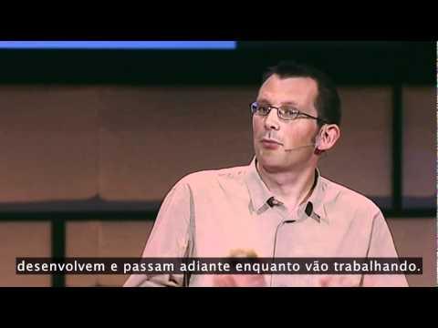 TED - Rob Hopkins: A Transição para um mundo sem petróleo (2009)