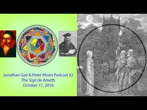 Enochian Time-Travel (podcast 2, feat: Peter Moon & Jon Gee)