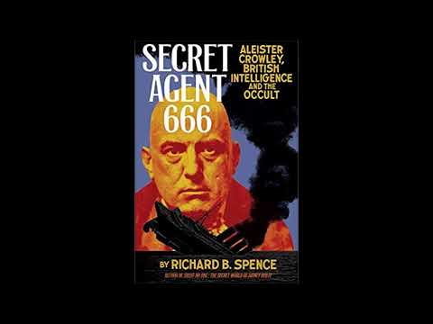 Richard Spence on Aleister Crowley