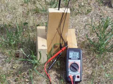 How to make a small wind generator