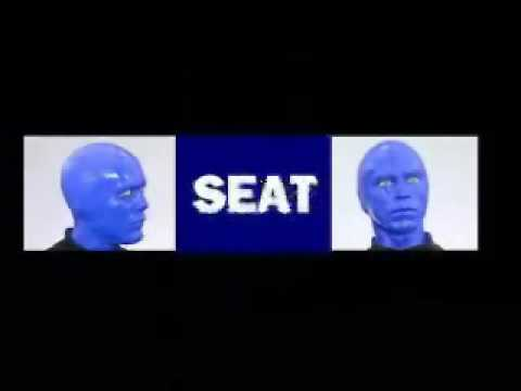Blue Man - Earth to America!
