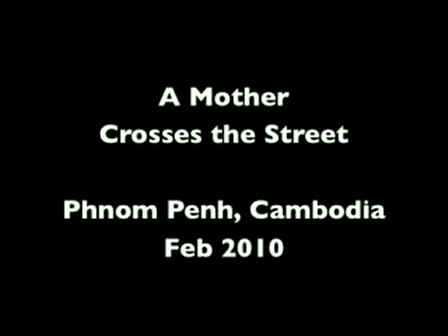 Learn 6 A Mother Crosses the Street