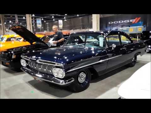1959 Chevy Pursuit Car 2018 Mecum Harisburg