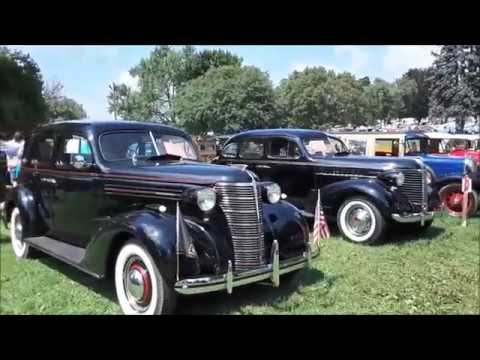 New Cars All Look Alike... Just Like the 1937 Chevy and Pontiac