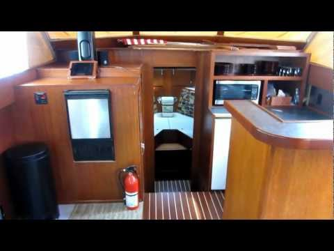 Chris Craft 42 Commander Rehab #3