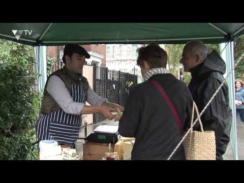 Cash Mob at Harringay Market