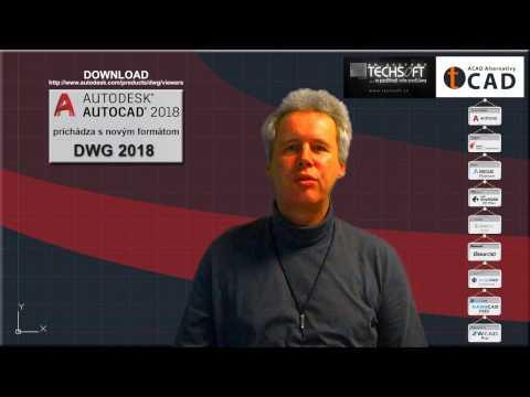 Konverzia DWG 2018 do staršieho DWG formátu