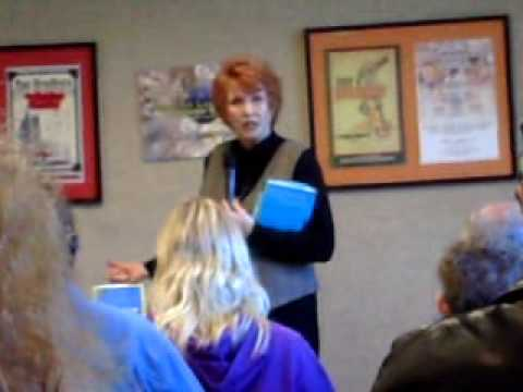 Stephanie Edwards Introduces Maralys Wills in Rancho Park Los Angeles