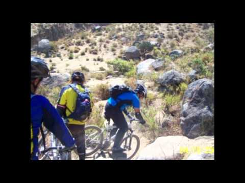 OLLEROS Best downhill ride on Earth  Peru Cycling Tours.wmv