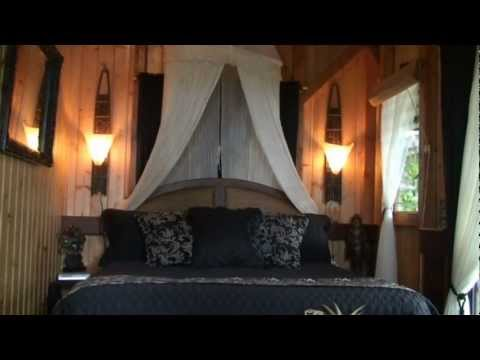 The Bali Cottage at Kehena Beach Hawaii