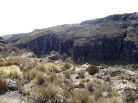 Climbing,Trekking,Hiking Mount Kenya to the Summit