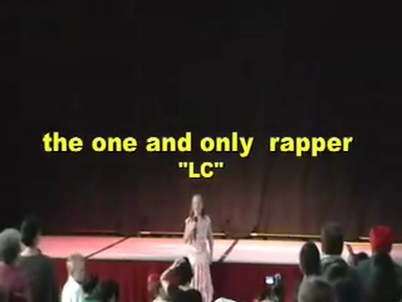 2009 LC rap called Here we come again