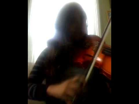 me playing baby by Justin Bieber on the viola!!!