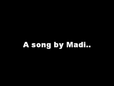 An original song by Madi