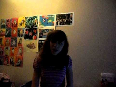 Me singing Grenade by Bruno Mars