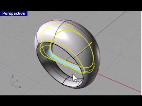 3 minutes | Rhino 3d modeling -