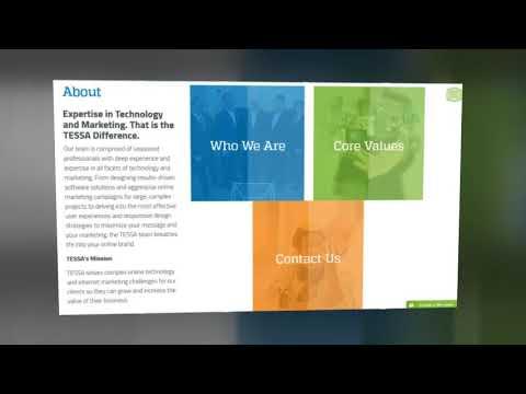 Seo Marketing Agencies - Tessa Marketing & Technology