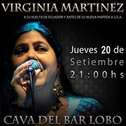 VIRGINIA MARTINEZ