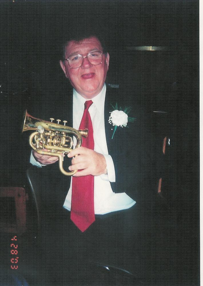 Bill Hillgrove likes the trombetto
