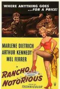 Rancho Notorious (1952)