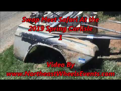 Swap Meet Safari At the 2019 Spring Carlisle  1