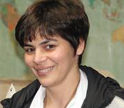 Нина Димова-Топалова, Молдова