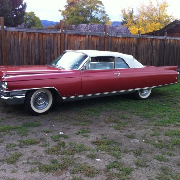 63/64 Cadillac Website