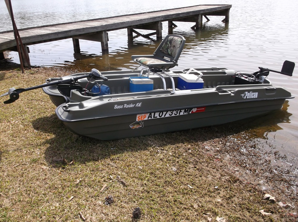 Bass Raider 10 Ft Fishing Boat Bluegill Big Bluegill