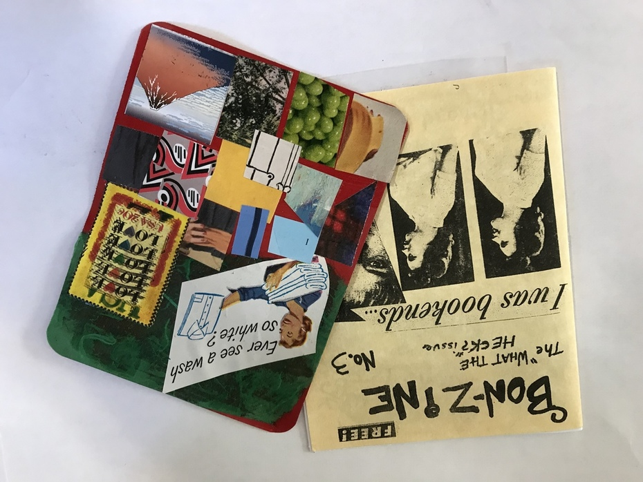 mail art from Bonniediva