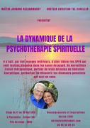 """stage """"dynamique de la psychothérapie spirituelle"""