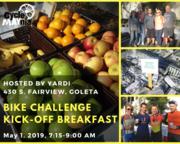 Kick-Off Breakfast, Yardi, 2019