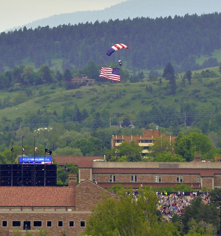 Memorial day jump