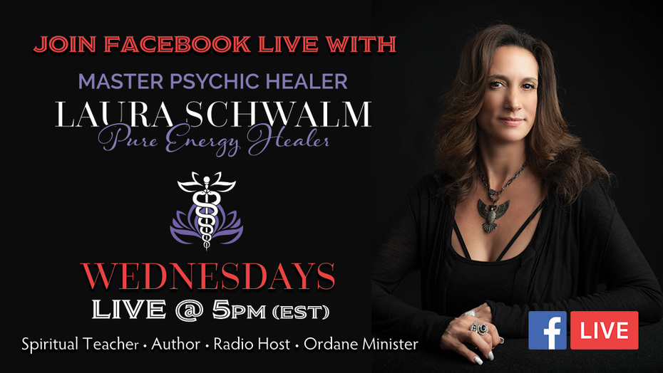 Live at 5 every Wednesday on FB Live