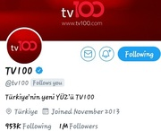 ONE LOVE TO...(TV100) YOUNG GIFTED THX YOU!! #LetsGo  #Grrr  @YoungGifted3000