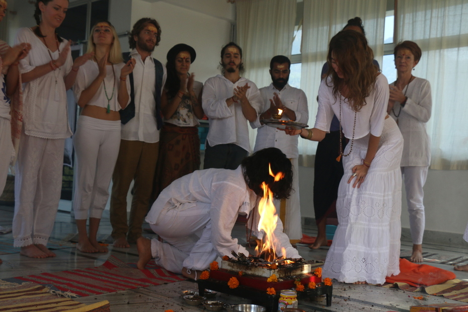 Hatha Yoga Orientation Program in Rishikesh India