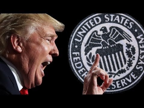 WHILE WE SLEPT, TRUMP PUT THE FED IN CHECK, CUT OFF THE GREEDY GLOBAL BANKING FAMILIES & BEAT CHINA!