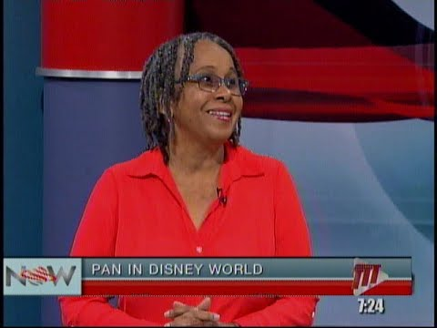 NOW: Steelpan Goes To Disney World