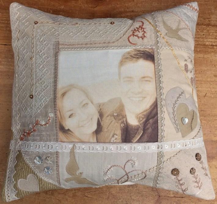 Jennifer's Memory Cushion
