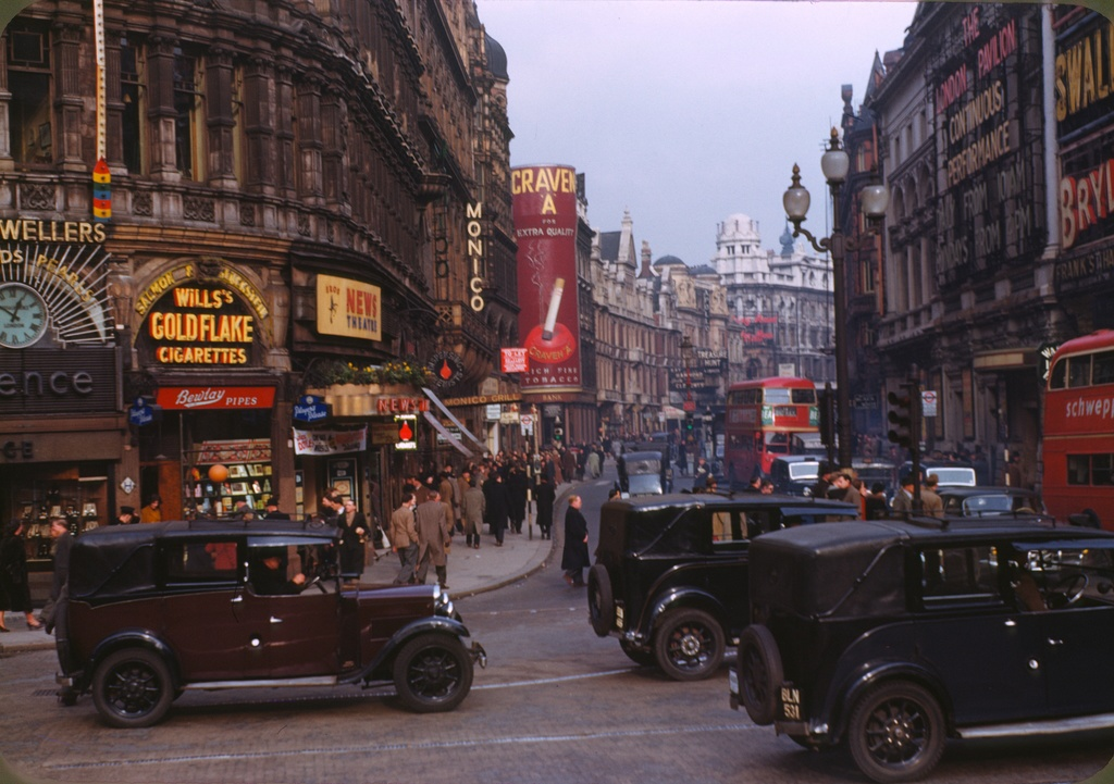 London 1949 by Chalmers Butterfield