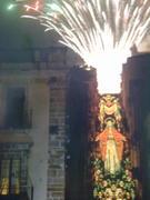 LA SCALA ILLUMINATA di S.Maria del Monte a Caltagirone
