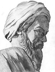 Al-Razi (Rhazes) portrait
