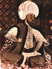 Al-kindi portrait