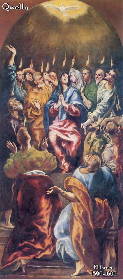 Pentecost, Qwelly, blog, განცხადება, დაარსება, დღესასწაული, დღიური, ეკლესია, ზეიმი, სულთმოფენობა