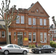 Stroud Green & Harringay Library renaming celebration
