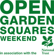 Open Garden Squares Weekend