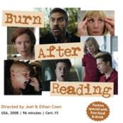Haringey Independent Cinema: Burn After Reading