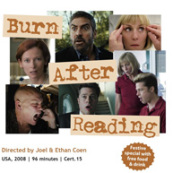 Haringey Independent Cinema: Burn After Reading