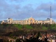 Ally Pally Chief Exec at Public Meeting on Future of the palace