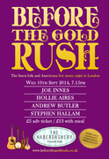 Before The Gold Rush - Folk, americana, LIVE music